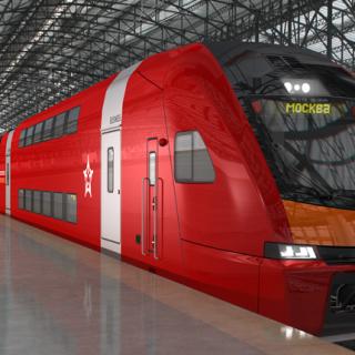 К ЧМ-2018 «Аэроэкспресс» запустит двухэтажные поезда