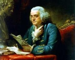 17 января родился Бенджамин Франклин  - один из отцов-основателей США