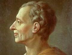 18 января родился Шарль Монтескьe - французский просветитель, правовед и философ