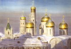 10 декабря Икона Божией Матери, именуемая «Знамение»