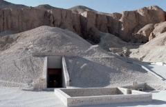 10 февраля Найдены саркофаги в Долине царей