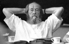 11 декабря родился Александр Солженицын - русский писатель, публицист, Нобелевский лауреат