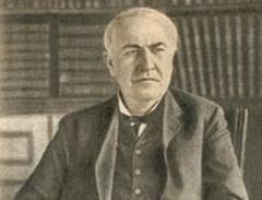 11 февраля родился Томас Эдисон - американский изобретатель