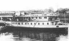 11 февраля Запатентован первый пароход