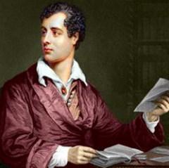 22 января родиля Джордж Байрон - английский поэт-романтик