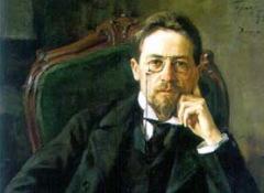 29 января родился Антон Чехов - русский писатель и драматург