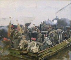 14 ноября Севастопольскую бухту покинули последние корабли белого флота (исход русской армии генерала Врангеля за пределы Отчизны)