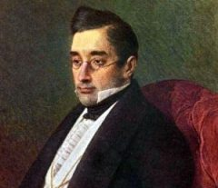 15 января родился Александр Грибоедов - русский поэт и драматург