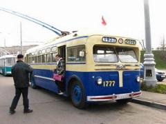 15 ноября В Москве начинается регулярное движение троллейбусов
