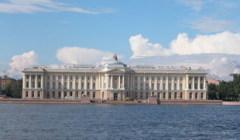 17 ноября В Петербурге учреждена Академия художеств (ныне - Российская Академия Художеств)