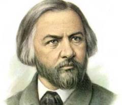 1 июня родился Михаил Глинка   - выдающийся русский композитор