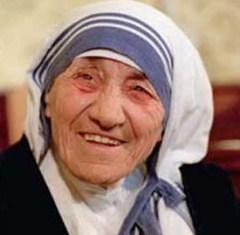 27 августа родилась Мать Тереза - католическая монахиня