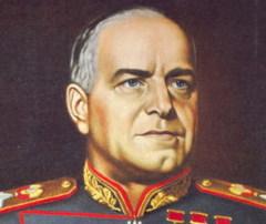 1 декабря родился Георгий Жуков - советский военачальник