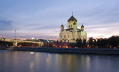 1 февраля День интронизации Святейшего Патриарха Московского и всея Руси Кирилла