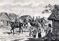 1 января Принят Устав о воинской повинности