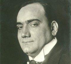 27 февраля родился Энрико Карузо - выдающийся итальянский тенор