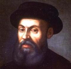 20 ноября родился Фердинанд Магеллан - португальский мореплаватель и исследовател