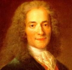 21 ноября родился Вольтер - французский мыслитель, писатель и публицист эпохи Просвещения