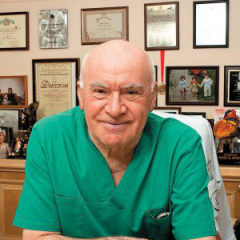 22 декабря родился Лео Бокерия - российский кардиохирург, ученый и организатор медицинской науки, академик