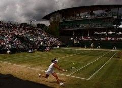 22 марта Впервые была проведена игра в большой теннис