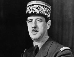 22 ноября родился Шарль де Голль - французский военный и общественный деятель, первый президент Пятой Республики