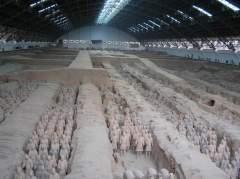 11 июля Найдена знаменитая китайская «Терракотовая армия»