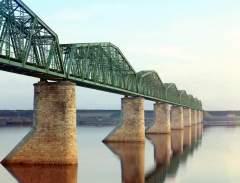 14 июля Состоялся ввод в эксплуатацию Транссибирской магистрали
