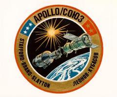 15 июля Состоялся первый в истории совместный полет космических кораблей двух стран - советского корабля «Союз-19» и американского «Аполлона»