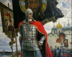 15 июля Русские войска разбили шведов в Невской битве