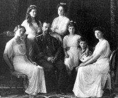 17 июля расстреляны Николай II и члены его семьи