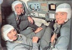 23 ноября родился Владислав Волков - летчик-космонавт