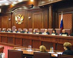 23 июля Вступил в силу федеральный конституционный закон «О Конституционном Суде Российской Федерации»