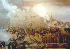 24 декабря День воинской славы России — День взятия турецкой крепости Измаил