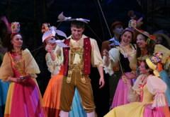 24 ноября Состоялось открытие Московского государственного театра оперетты