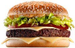 27 июля День рождения гамбургера