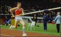 31 июля Сергей Бубка установил мировой рекорд , никем не превзойденный до сих пор