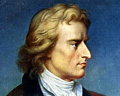 10 ноября Фридрих Шиллер - немецкий поэт, философ