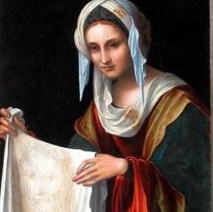 12 июля День святой Вероники — покровительницы фотографии