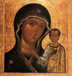 21 июля День явления иконы Божией Матери в Казани