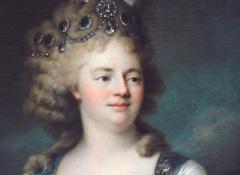 26 ноября родилась Мария Романова - русская императрица, мать Александра I и Николая I
