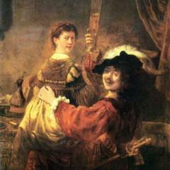 15 июля родился Харменс Рембрандт - голландский живописец