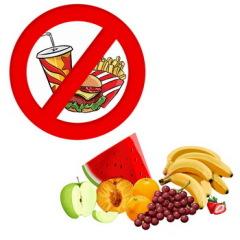 2 июня День отказа от излишеств в еде (День здорового питания)