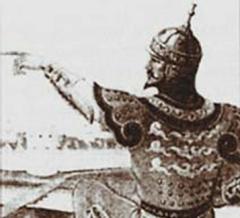 26 августа Татарский хан Тохтамыш захватил и сжег Москву