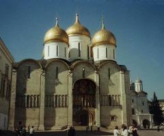 25 августа Освящен Успенский собор Московского Кремля