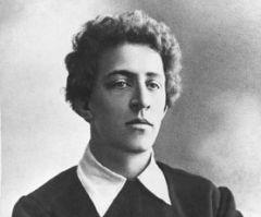 28 ноября родился Александр Блок - русский поэт серебряного века