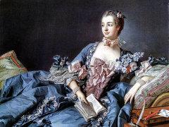 29 декабря родилась Маркиза де Помпадур - официальная фаворитка французского короля Людовика XV