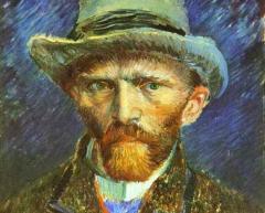 30 марта родился Винсент ван Гог - великий голландский художник-постимпрессионист