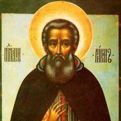30 ноября День преподобного Никона Радонежского