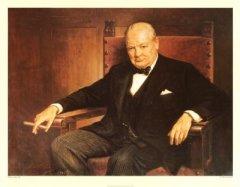 30 ноября родился Уинстон Черчилль - британский государственный и политический деятель, Нобелевский лауреат