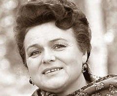 10 июня родилась Людмила Зыкина - советская и российская певица